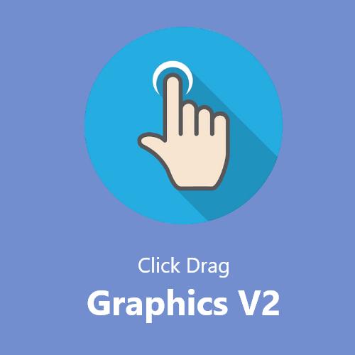 Click Drag Graphics V2