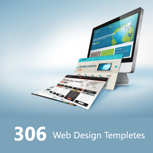 306 Web Design Templetes